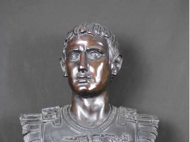 Cesare Augusto -Antichità Ioviero