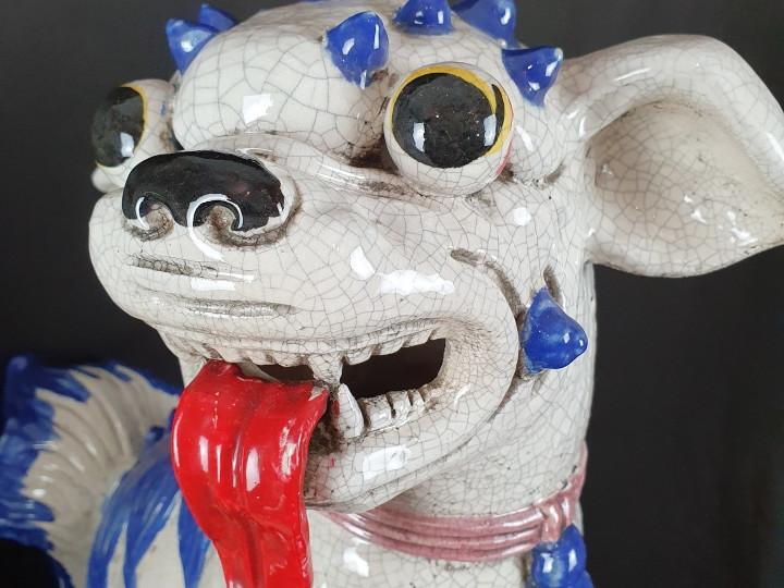 Cani di Fo -Antichità Ioviero