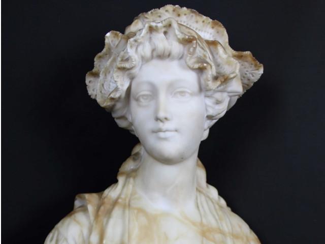 Busto di Dama - Antichità Ioviero